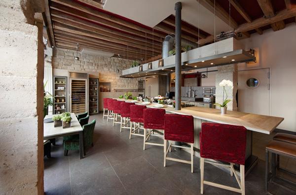 espace cuisine excellent with espace cuisine gallery of. Black Bedroom Furniture Sets. Home Design Ideas